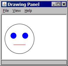 رسم مستطیل دایره خط و چند ضلعی در جاوا