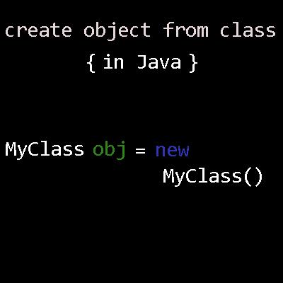 نمونه سازی کلاس و ایجاد متغییر مرجع
